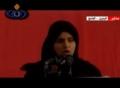 Ayat Al Qurmezi poem complete reading in Bahrain 2011 الشاعرة آيات القرمزي - Arabic