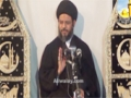 [02] 2nd Muharram 1434 - Topic - Hussain or Hayaat - Allama Aqeel ul Gharavi - 2012 - Urdu