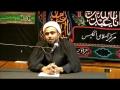 [01] Followers (Shia) of Ahlulbait (a.s) - Safar 1434 - H.I. Wasi Hassan Khan - Urdu
