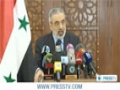[20 Mar 2013] New phase of Syria conflict after using chemical weapons by insurgents - English