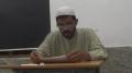 Classes on Walaayat-e-Faqih By Maulana Azam Jafri: Class-13 - Urdu