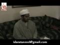 [Lecture-8-2] Idaratanzeel - Tafseer e sura Nasr - H.I Iftikhar Ahmed Ghadeeri - Urdu