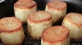 Fondant Potatoes - Crusty Potatoes Roasted with Butter and Stock - English