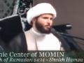 [12][Ramadhan 1434][Dallas] Vastness & Depth of teachings of Ahlulbayt (a.s) - Sh. Hamza Sodagar - English