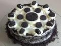 Oreo Cookies and Cream Chocolate Cake - English