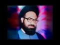 [Short clip] Message Of Shaheed Quaid Tribute - Sayyed Jawad Naqvi - Urdu