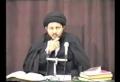 المحاضرات | النبي هو الكون - Arabic
