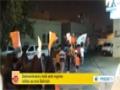 [09 Oct 2013] Bahraini demontrators hold anti regime rallies across Bahrain - English