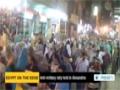 [10 Oct 2013] Anti-military rally held in Alexandira - English