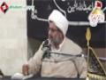 [Short Clip] Asre Ghaibat me Kese Munazzam Hun - H.I Raja Nasir Abbas - Urdu