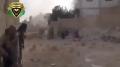 Syrian army battles for major strategic highway - English