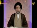 [15 Nov 2013] آداب السلوك - قِلّة الطعام | السيد سامي خضرا - Arabic