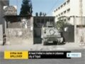 [01 Dec 2013] Tripoli is still the scene of deadly clashes linked to the war in neighboring Syria - English