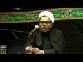 [05] Wisdom of Allah behind Testing his Servants - Maulana Wasi Hassan Khan - Safar 1434 - Urdu