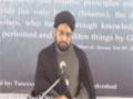 Marefat-e-Elahi - 8th Rabiul Awwal 1435 A.H - Moulana Syed Taqi Raza Abedi - Urdu