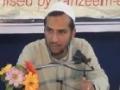 [Day 4] HAFTA-E-WAHDAT 1435 - Wahdat Qayam Karne ke zimmedaar koun? - Moulana Agha Munawar Ali - Urdu
