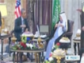 [30 Mar 2014] Obama under fire for failing to raise human rights issues with Saudi King - English