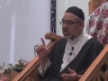 3 Shaban 1435 - Wiladat Imam Husayn (as) - H.I. Ali Murtaza Zaidi - Houston, TX - Urdu