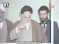 [Short Clip] Ayatullah Imam Khomaini Nafs Control, Defeat of Enemy - Maulana Syed Ali Murtaza - Urdu