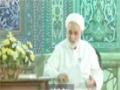 [Short Clip] Similarity between Imam Mehdi and Prophet Youssef - H.I Qaraati - Farsi Sub English