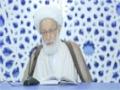 [Ramazan Lectures] الحديث القرآني الرمضاني Ayatullah Isa Qasim - 15 رمضان 1435 - Arabic