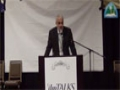 [30th Annual Conference held by the Muslim Group of USA and Canada] Speech : Syed Hashim Saleh - Dec 2013 - Arabic