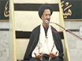 [04-Last] 29 Muharram 1436 - کیا اسلام کی بنیاد ظاقت ہے؟ - H.I Munawwar Naqvi - Urdu