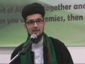 Speech by Sheikh Ibrahim Chishti - Muslim Unity Seminar - English