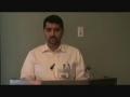 03 - Zainabia Center Seminar - H.I. Muhammad Ali Baig - Role of Youth - English