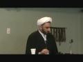 05 - Zainabia Center Seminar - H.I. Shamshad Haider - Influence of Media and Culture - English
