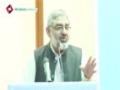 Kis Wajah say Society may koi cheez Accept hoti hai or koi cheez reject hoti hai - H.I Murtaza Zaidi - Urdu