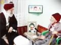 اشک های رهبری برای یک آرزو - Farsi