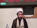[03] Lecture Topic : Moral Values (Akhlaq) - Sheikh Dr Shomali  - 10.11.2014 - English