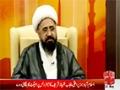 *Channel 92* [Talk Show : Subhe Noor] H.I Amin Shaheedi - Part 02 - Urdu