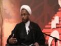 [06] Quranic Lessons from the Story of Prophet Musa | Sh. Usama Abdulghani | Fatimiyya 2015 - English