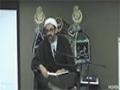 [Lecture 10] Maulana Mirza Mohammed Abbas - 26th Ramadan 1436 - English