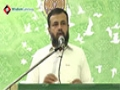 [27th Barsi Shaheed Quaid Arif Hussaini] Speech : Br. Naqi Hashmi - 08 August 2015 - Urdu