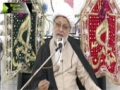 [02] Muharram 1437 - انتظار فرج   Entezar e Faraj - H.I Ghulam Abbas Raesi - Urdu