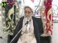 [03] Muharram 1437 - انتظار فرج   Entezar e Faraj - H.I Ghulam Abbas Raesi - Urdu