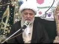 [04] Muharram 1437 - انتظار فرج   Entezar e Faraj - H.I Ghulam Abbas Raesi - Urdu