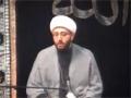 [01] Sheikh Amin Rastani - Muharram 1437/2015 - Islamic Center of MOMIN - English