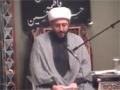 [05] Sheikh Amin Rastani - Muharram 1437/2015 - Islamic Center of MOMIN - English