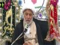 [05] Muharram 1437 - انتظار فرج   Entezar e Faraj - H.I Ghulam Abbas Raesi - Urdu