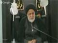 Majlis Shahadat Imam Hassan Askari - Moulana Syed Safi Haider Sahib - 29th Dec 2014 - Urdu