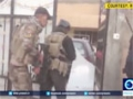 [09 Dec 2015] Footage of Iraqi army house to house search for terrorists in Ramadi - English