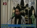 Moulana syed jan ali shah kazmi - Unity among Shias -Part 5- Urdu